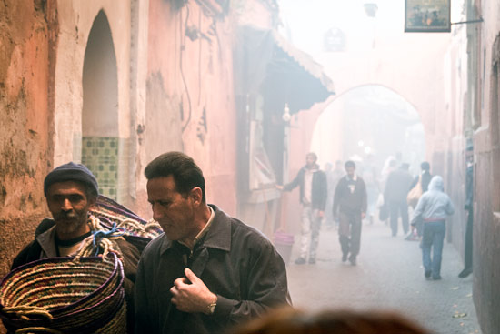 morocco-campervan-marrakech-medina-street