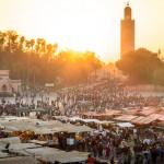 Marrakech by van – 14 photos and a sound recording