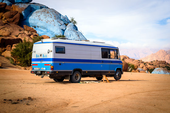 blue-rocks-tafraoute-morocco-by-campervan-blue-van