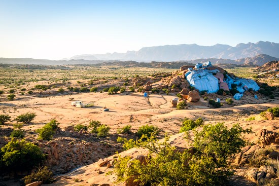 blue-rocks-tafraoute-morocco-by-campervan-view
