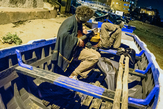 taghazout-morocco-by-campervan-guitars-in-boat