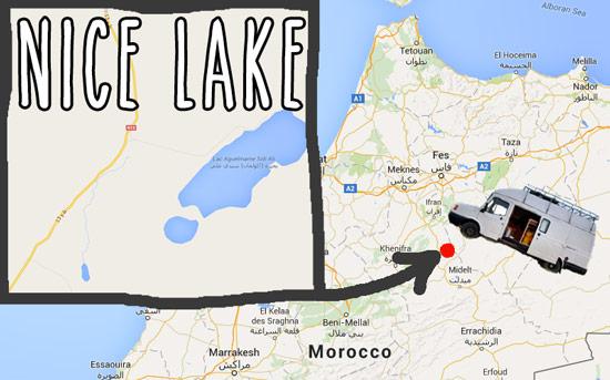 middle-atlas-lake-morocco-campervan-10