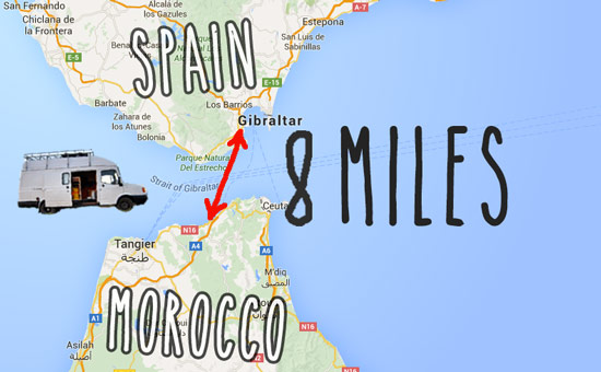 reasons-to-come-to-morocco-campervan-map-gibralter-strait