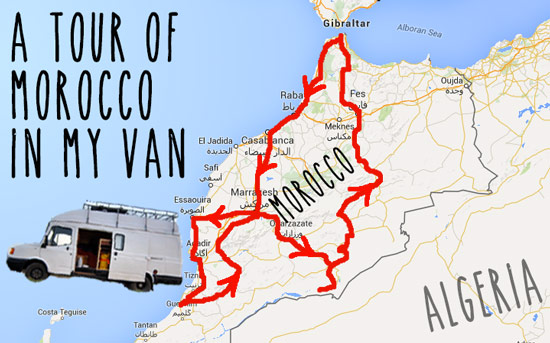 route-round-morocco-campervan