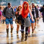 Glastonbury 2016 by campervan – Europe's biggest, filthiest and muddiest festival