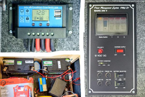 diy-campervan-ford-transit-electrics