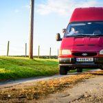 Van tour: Phil's DIY camper – but wait till you see the shower