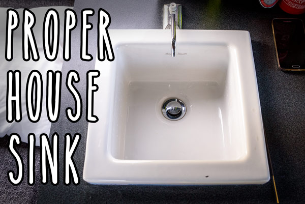 diy-campervan-ford-transit-sink