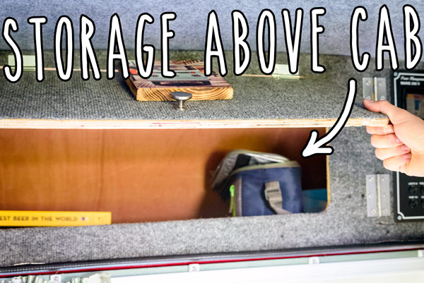 diy-campervan-ford-transit-storage