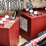 My leisure batteries are dead. Here's how I chose new ones and replaced them