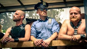 I went to Berlin's Gay Pride Parade and took these photos