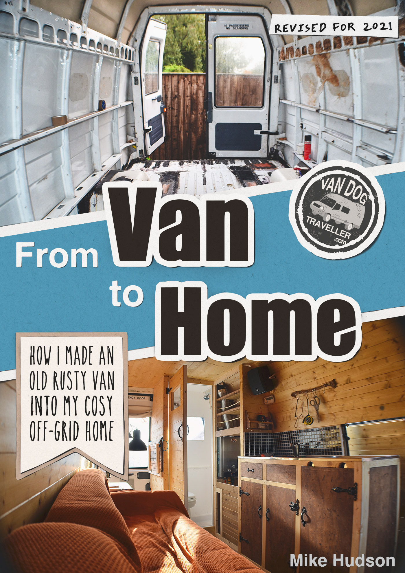 From Van to Home ebook front cover