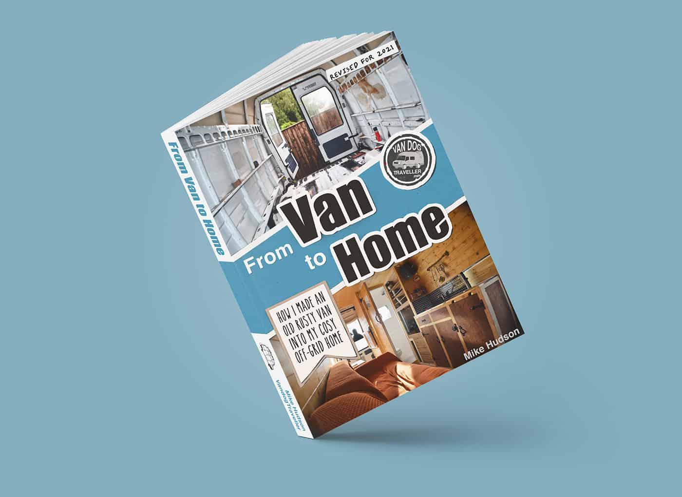 From Van to Home ebook –van conversion guide